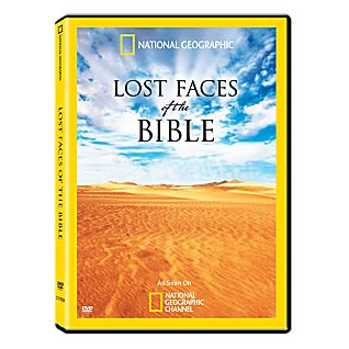 View Lost Faces of the Bible DVD image