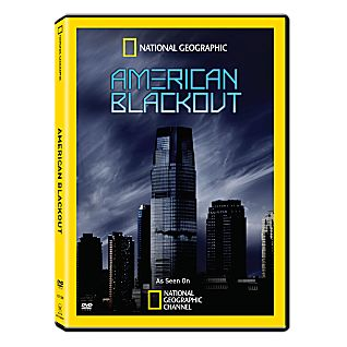 View American Blackout DVD image