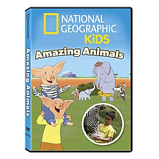 View National Geographic Kids Amazing Animals DVD image