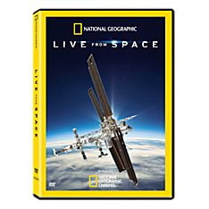 Live from Space DVD, 2014