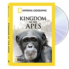 Kingdom Of The Apes DVD, 2014