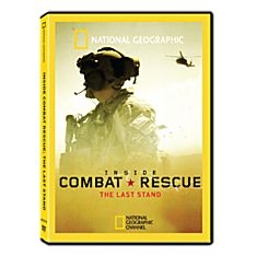 Inside Combat Rescue: The Last Stand DVD, 2014
