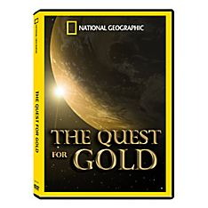 The Quest For Gold DVD, 2014