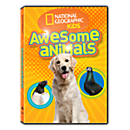 Awesome Animals DVD