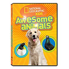 Awesome Animals DVD, 2013