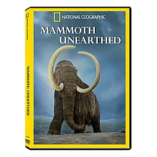 Mammoth Unearthed DVD