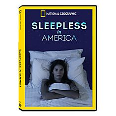 Sleepless in America DVD, 2014