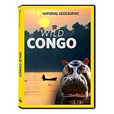 Wild Congo DVD