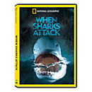 When Sharks Attack DVD