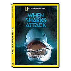 When Sharks Attack DVD, 2014