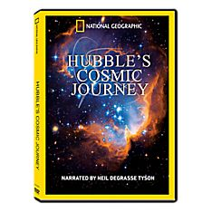 Hubble's Cosmic Journey DVD, 2015