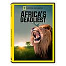 Africa's Deadliest DVD