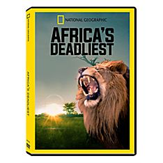 Africa's Deadliest DVD