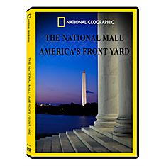 The National Mall: America's Front Yard DVD, 2015