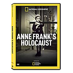 Anne Frank's Holocaust DVD