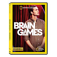 Brain Games Season Six DVD