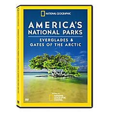 America's National Parks: Everglades & Gates of the Arctic DVD