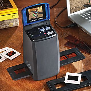VuPoint Digital Film and Slide Scanner with Color Display