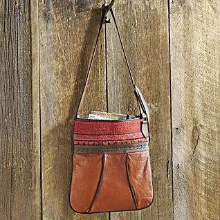 Oruro Leather Bag