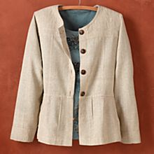 Womens Lightweight Stylish Travel Jacket