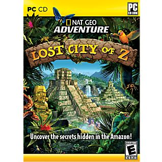 Nat Geo Games: Lost City of Z for PC