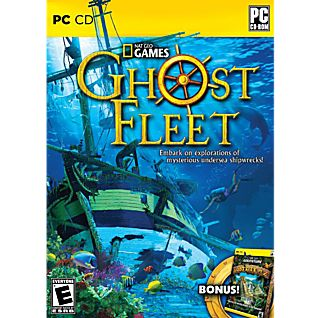 Nat Geo Games: Ghost Fleet for PC
