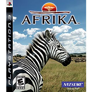 Nat Geo Games: Afrika for Playstation 3