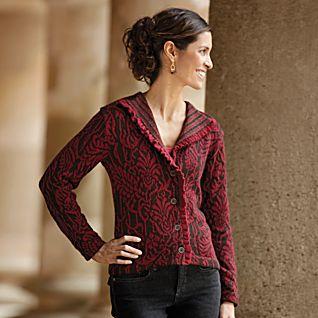 Bolivian Patuju Sweater