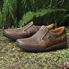 Casual Leather Walking Shoes