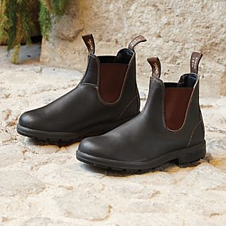 Outback Leather Travel Boots