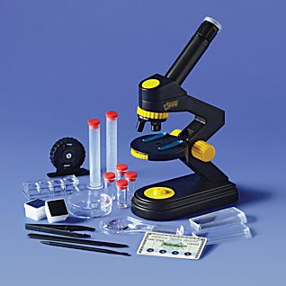 National Geographic 101-piece Microscope Kit