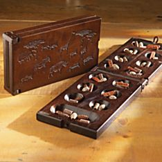 Trade Bead Mancala Set, Ages 8 and Up