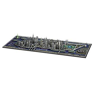 4-D Cityscape New York City Puzzle