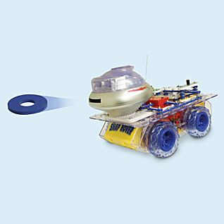 View Deluxe Remote-controlled Snap Circuits Rover image
