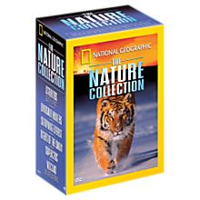 Nature Animals DVD