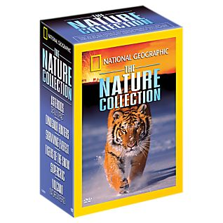 National Geographic Nature 6 DVD Collection