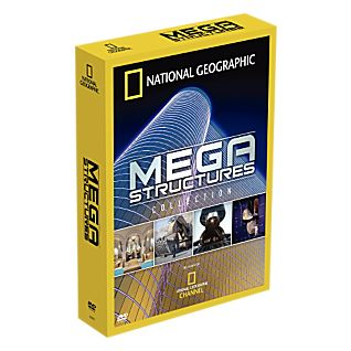 Megastructures: 2 Volume DVD Set