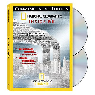 Commemorative Edition of Inside 9/11 DVD Set