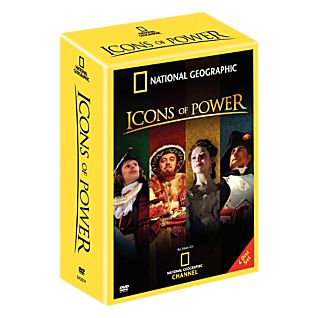 View Icons of Power Slipcase DVD Set image
