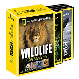 View The Wildlife Collection DVD Set image