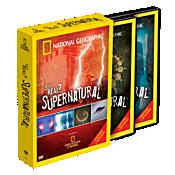 Supernatural, Volumes I & II: 4 DVD Set