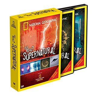Supernatural, Volumes I & II: 4 DVD Set
