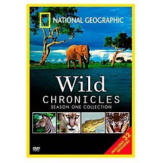Wild Chronicles: Season One 4 DVD Set