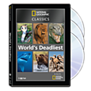 National Geographic Classics: World's Deadliest 3-DVD Set