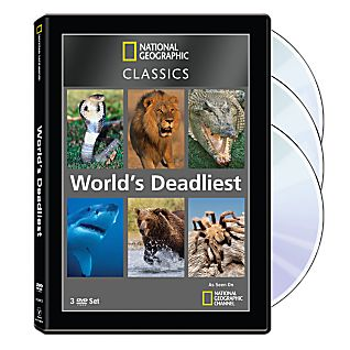 View National Geographic Classics: World's Deadliest 3-DVD Set image