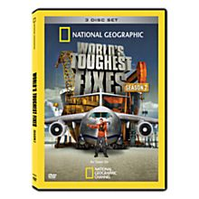 World's Toughest Fixes: Season Two 3-DVD Set