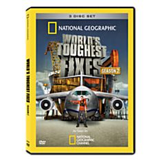 World's Toughest Fixes: Season Two 3-DVD Set, 2010