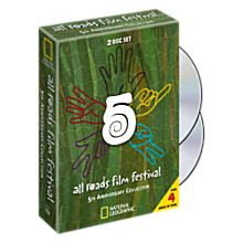 All Roads Film Festival 5th Anniversary Collection DVD Set, 2008