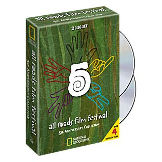 All Roads Film Festival 5th Anniversary Collection DVD Set