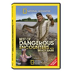 Best of Dangerous Encounters with Brady Barr DVD, 2008